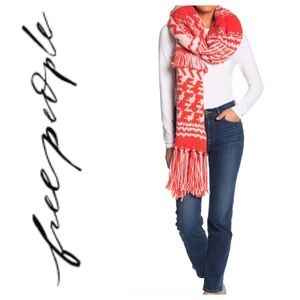Free People Blanket Scarf